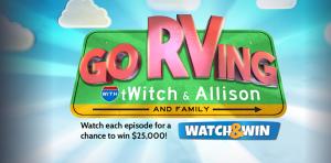 WNBC 4 – Ellen Tube – Watch & Win – Go RVing with tWitch & Allison to Win $25,000