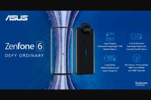 """Asus – """"zenfone 6 Giveaway"""" – Win one ASUS Zenfone 6 with an ARV of $599 USD"""