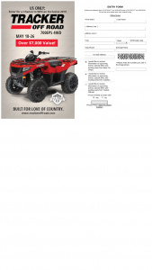 Bass Pro Shops And Cabela's – 2019 Go Outdoors – Win Off-Road 700 EPS