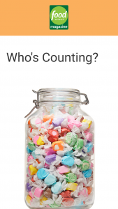 Food Network Magazine – June 2019 Who's Counting Contest – Win a $500 check (Total ARV $500).
