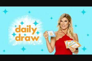 Game Show Network Gsn – Daily Draw $500 – Win Hundred Dollars ($500).
