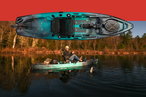 Kayak Angler – Topwater 120 Pdl – Win one Old Town Topwater 120 PDL