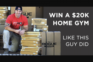 Lifeaid Beverage – $20k Home Gym Giveaway – Win Home Gym [$20000 ARV]  one year's supply of LIFEAID products