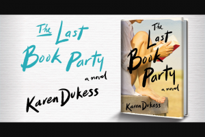 Macmillan – The Last Book Party Sweepstakes