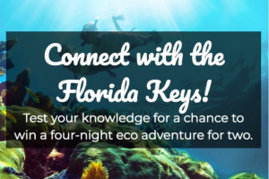 Monroe County – Florida Keys Eco Adventure Giveaway – Win one Air Travel Card