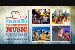 "Premiere Networks – Crook & Chase Countdown's 2020 Country Music Cruise – Win day/eight (8) night trip for Winner and one (1) guest (together the ""Attendees"") to attend the Country Music Cruise 2020 (the ""Cruise"")."