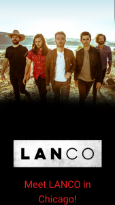Sony Music – Lanco Windy City Smokeout Bbq – Win two airfare roundtrip airline tickets (economy coach class) for Winner and one guest to travel to a Chicago