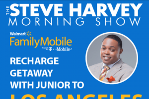 Steve Harvey – Hang With Junior – Win actual and ARV and such difference will be
