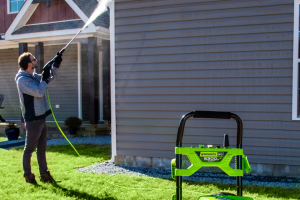 The Money Pit – Green Your Home With Greenworks Tools Giveaway – Win One (1) Greenworks 2300 PSI Electric Pressure Washer – valued at up to $299.