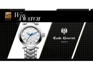 Worldtempus – Emile Chouriet Fair Lady Watch Sweepstakes