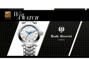 Worldtempus – Emile Chouriet Fair Lady Watch Sweepstakes