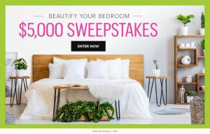 Meredith – Martha Stewart – Win a $5,000 check