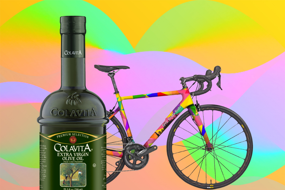 Colavita – Win A Pride Ride Van Dessel Road Bike – Win