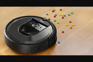 Digital Trends – Irobot Giveaway – Win ?(1) iRobot Roomba i7 (MSRP of $1099.99)