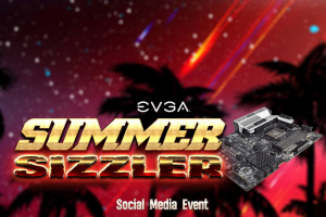 EVGA – Summer Sizzler Social Media Event 2019 Sweepstakes