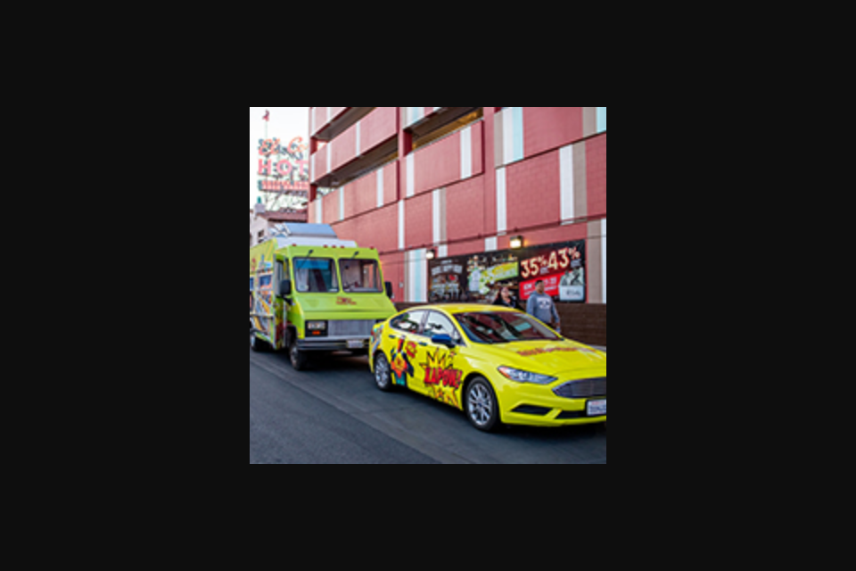Food Network Magazine – The Great Food Truck Race Sweepstakes