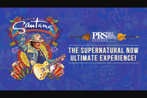 Iheart – Supernatural Now Ultimate Experience Sweepstakes