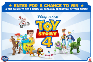 Mattel – Nyc Broadway Sweepstakes