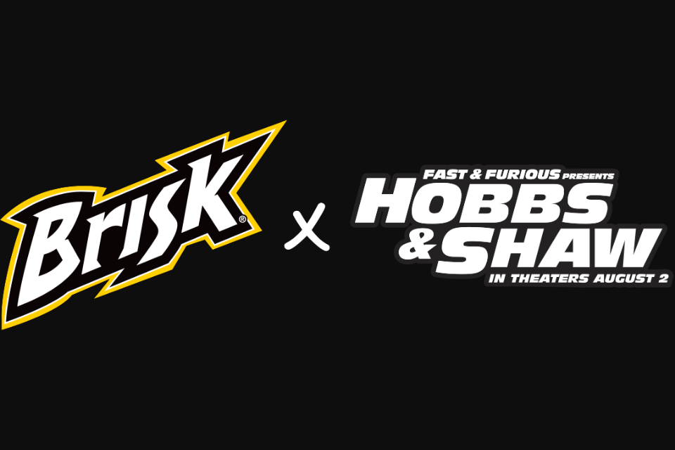 Pepsi – Brisk Hobbs & Shaw Instant Win 2019 National