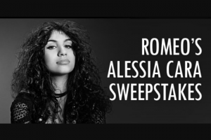 "Premiere Networks – Romeo's Alessia Cara – Win (3) day/two (2) night trip for Winner and one (1) guest (together the ""Attendees"") see Alessia Cara perform at State Farm Arena in Atlanta Georgia on July 31 2019 (the ""Concert"")."