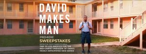HGTV – David Makes Man – Win a trip to Los Angeles