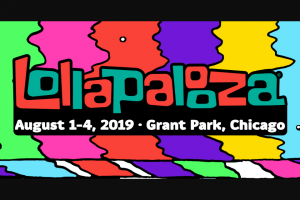 "C3 Presents – 2019 Lollapalooza Music Festival Hang With Ninja Giveaway – Win the ""Prize"")"