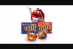 Mars Wrigley Confectionery – M&m's Caramel  Peanut Butter Instant Win  Sweepstakes