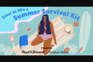 Penguin Random House – Rif Summer Survival Kit – Win (i) thirty (30) books from Penguin Random House