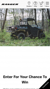 Polaris – Ranger Collections Giveaway Sweepstakes