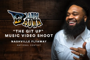 Radiocom – Blanco Brown Nashville Flyaway – Win courtesy of BBR Music Group