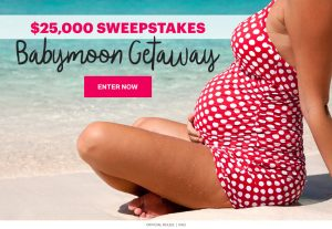 Meredith – Parents – Win a Babymoon getaway valued at $25,000