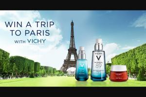 Atout France – Vichy Paris 2019 Sweepstakes