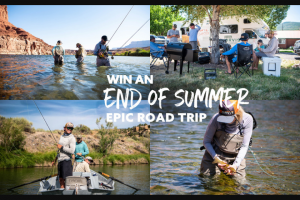 Cruise America – End Of Summer Epic Road Trip Giveaway – Win Includes Up to $1500 Cruise America RV Rental Traeger Tailgater Grill Orvis Helios3 Fly Rod GoalZero Yeti 400 & Boulder 50 1 Pair of Costa Sunglasses 1 Pair of Danner Boots SureCall Fusion2go Max