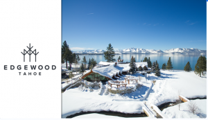 Ellen Tube – Win a 3-day stay at Edgewood Tahoe
