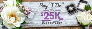 HGTV – Ultimate Wedding Guide – Win a $25,000 check