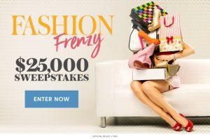 Meredith – Win a $25,000 Fashion Frenzy