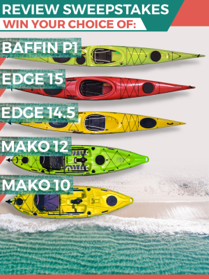 Paddling – Review to Win a Kayak from Boreal Designs or Riot Kayaks Limited