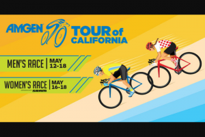 Amgen Tour Of California – Bianchi Bike – Win the following One Bianchi Intenso Endurance Road Bike