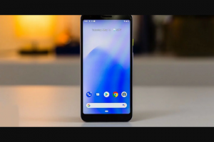 Android Authority – Zte Axon 10 Pro Giveaway – Win Google Pixel 3 phone
