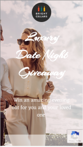 Bright Cellars – Luxury Date Night Giveaway Sweepstakes