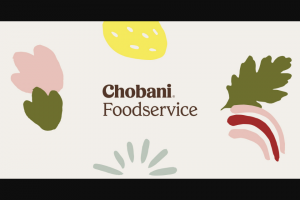 Chobani – Takes You Away From Home – Win Total Approximate Retail Value Lima PeruApprox