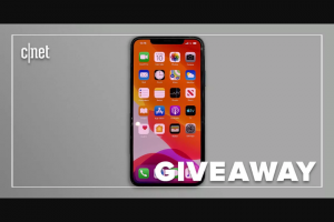 CNET – 2019 Apple Core Giveaway – Win 2019 unlocked iPhone one (1) Speck Presidio Stay Clear one (1) Speck Presidio Pro and one (1) Speck Presidio Grip