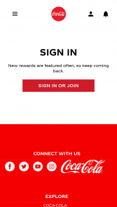 Coca-Cola – Fansedgecom Gift Card Instant Win Sweepstakes