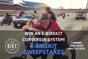 Electric Bike – E-Bikekit Sweepstakes