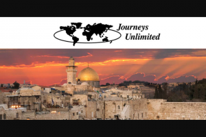 Familytalk – Journeys Unlimited Israel Experience Sweepstakes