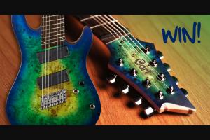 Fishman – Win A Cort Guitar – Win Cort KX508MS electric guitar