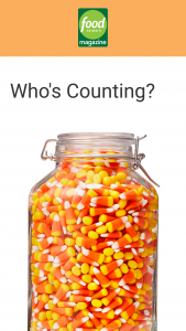 Food Network Magazine – October 2019 Who's Counting Contest – Win a $1000 check (Total ARV $1000).
