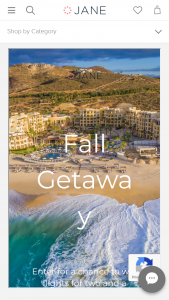 Jane – Fall Getaway Sweepstakes