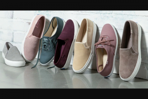 Keds – Fall Wardrobe Refresh Contest – Win (3) pairs of Keds shoes in the form of (3) redemption codes