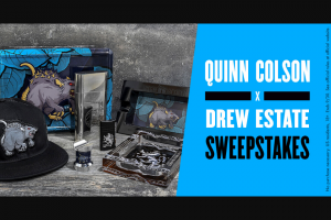 Penguin Random House – Quinn Colson Drew Estate – Win 1 Quinn Colson Series (Prize Approximate Retail Value $234) 1 Liga Prize Pack (Prize Approximate Retail Value $500)